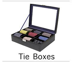 Tech Swiss Tie Boxes