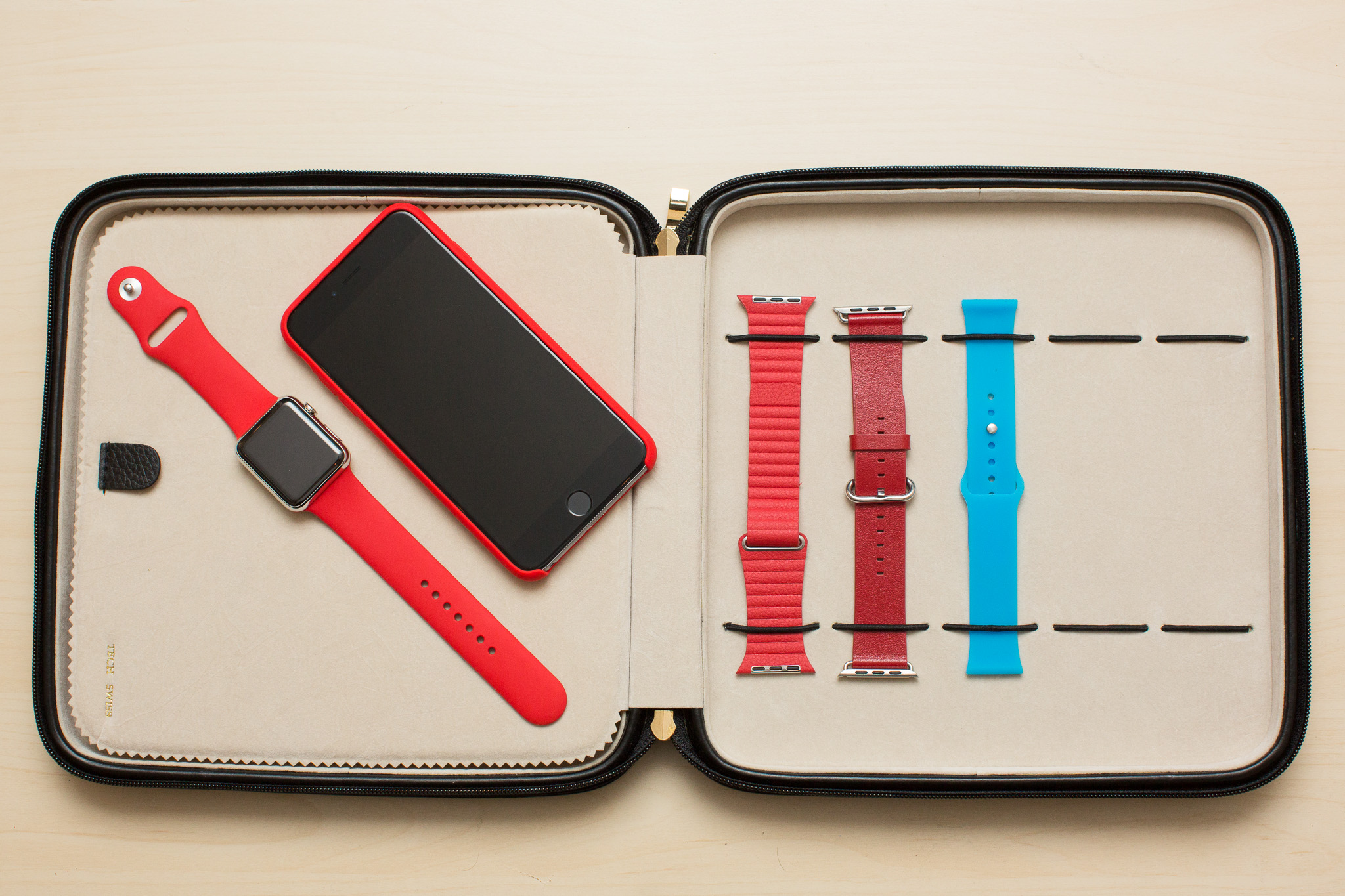 a0dc99e185a57 Our Apple watch strap storage case is back! - TechSwiss